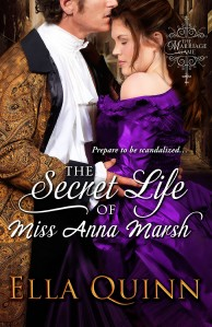 The Secret Life of Miss Anna Marsh
