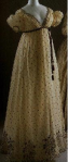 Frency Regency Gown