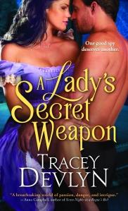 A Lady's Secret Weapon-300 - July 2013 FINAL
