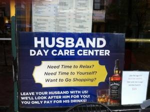 Husband Daycare