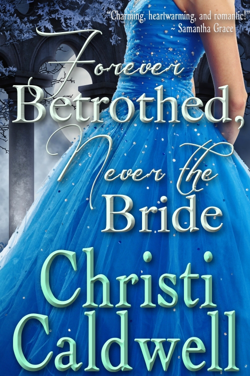 Forever Betrothed Official Cover