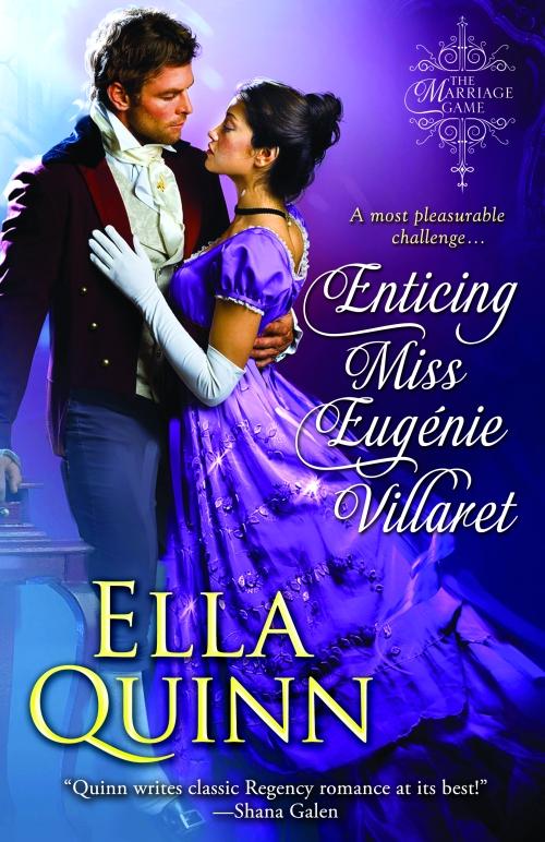 Enticing Miss Eugénie Villaret