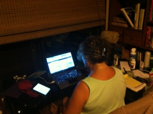 Ella Working
