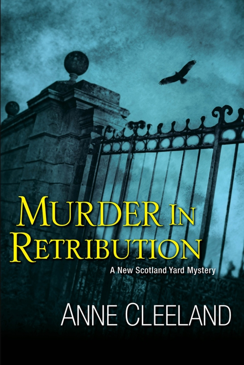 Murder In Retribution cover