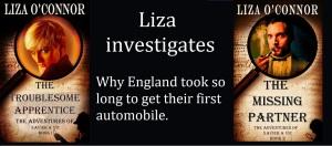 Liza Investigates