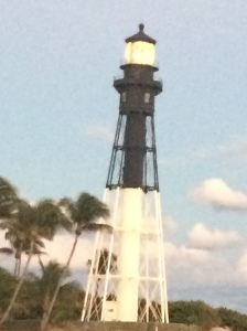 Hillsbrough lighthouse