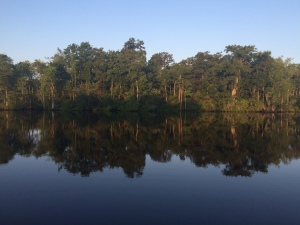 Waccamaw River Anchorage morning