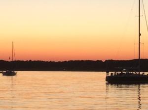 Sunset Milford