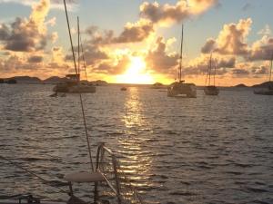 Sunrise Sea Cow Bay