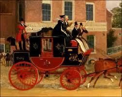 Royal mail coach