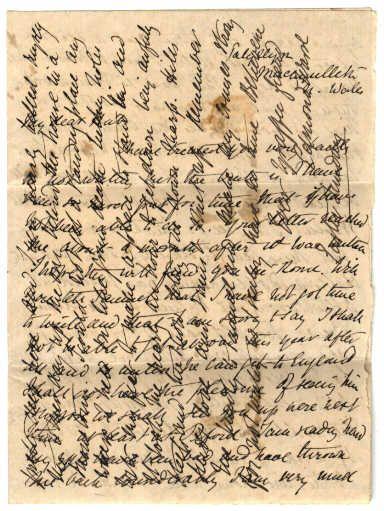 Crossed letter 2