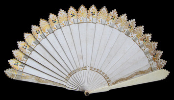 fan, french dance