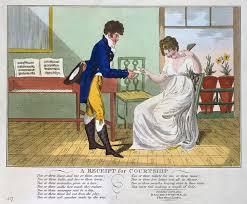Regency courtship
