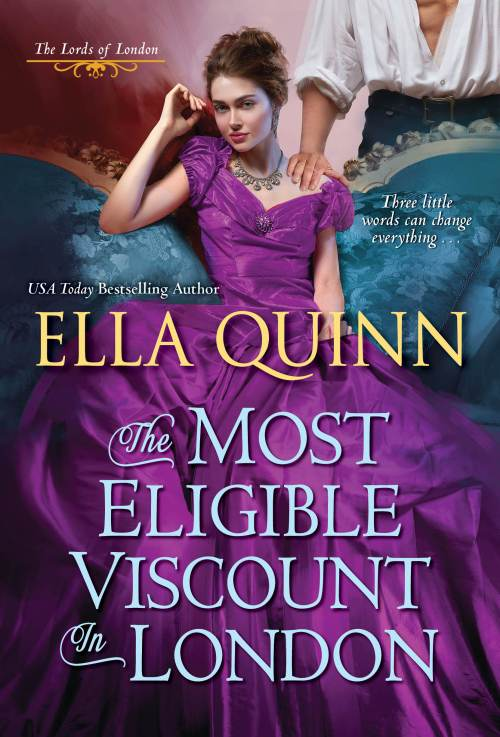 The Most Eligible Viscount in London revised comp